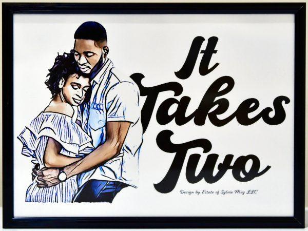 It Takes Two Art