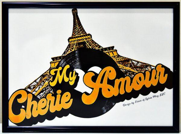 My Cherie Amour Art