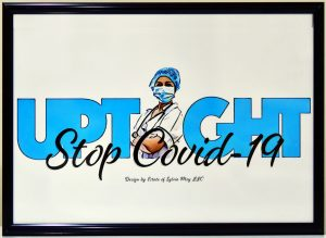 stop covid print