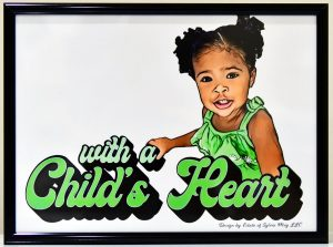 With A Child's Heart Only