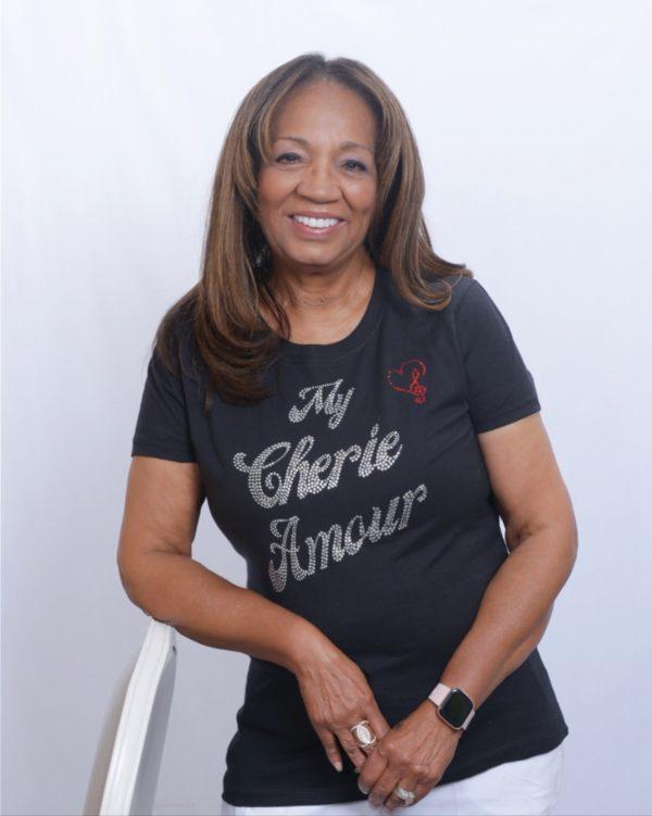 My Cherie Amour Sparkle Shirt